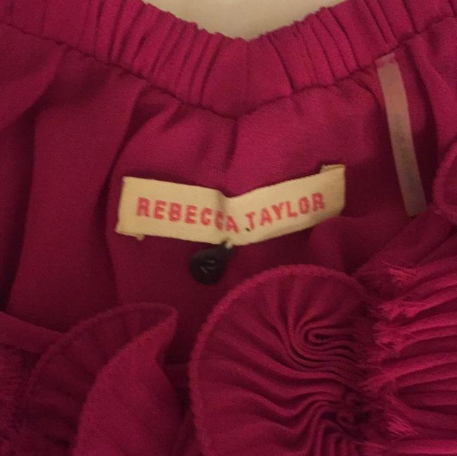 Rebecca Taylor Top Bright pink Image 2