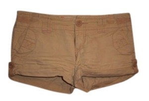 American Eagle Outfitters Cargo Shorts tan
