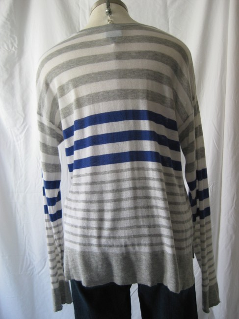 C&C California Spring Cashmere Blend Striped Sweater