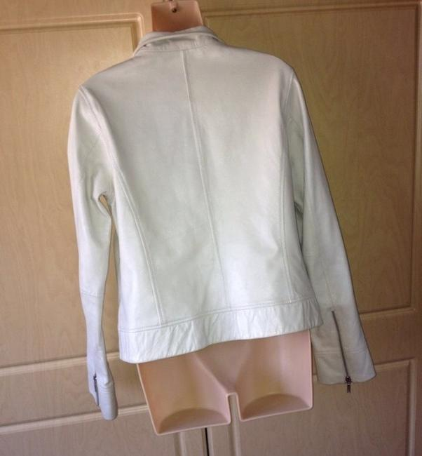 Zara Off White Jacket Image 1