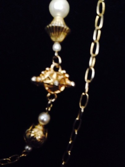 Not Rated Vintage Gold Tone Necklace