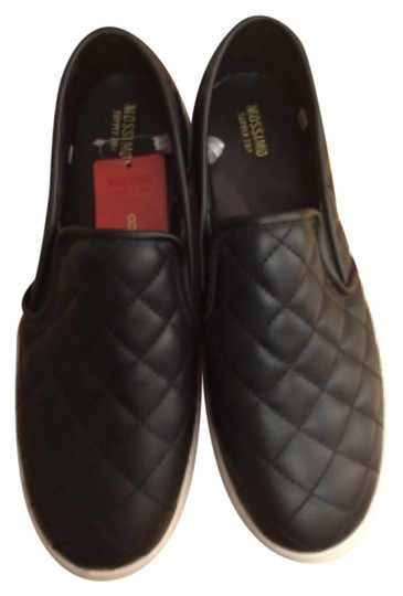 Mossimo Supply Co. Blac Quilted Slip