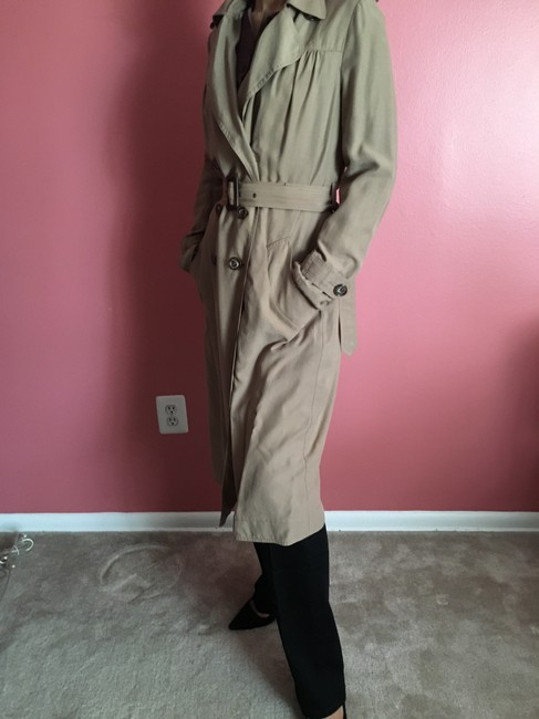 Anthropologie Classic Trench Coat