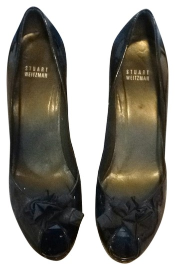 Preload https://img-static.tradesy.com/item/844492/stuart-weitzman-black-pumps-size-us-10-0-0-540-540.jpg