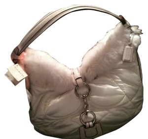Coach Leather New With Tags Nwt Large Hobo Bag