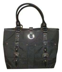 Franco Sarto Polyester Magnetic Closures Shoulder Bag