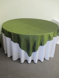 2 Willow Taffeta Overlays