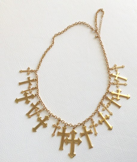 Other Gold Adjustable Necklace Image 2