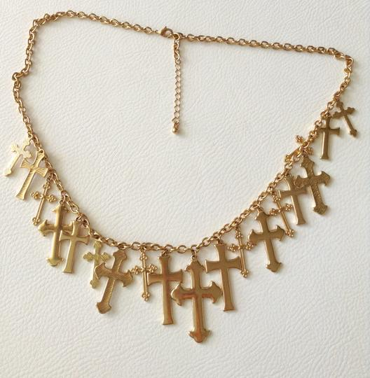 Other Gold Adjustable Necklace Image 3