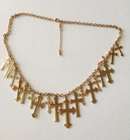 Other Gold Adjustable Necklace Image 5