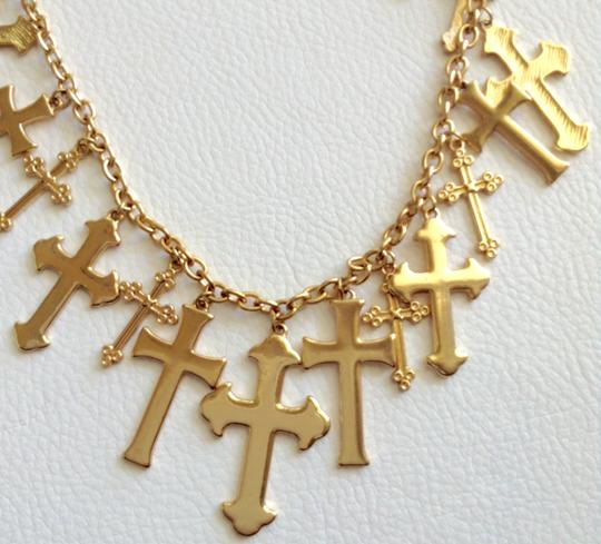 Other Gold Adjustable Necklace Image 6