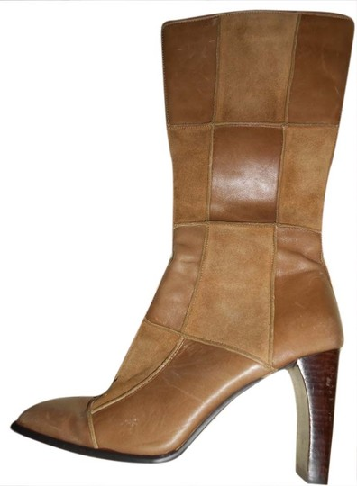 Preload https://img-static.tradesy.com/item/8447896/me-too-browntan-vintage-suede-bootsbooties-size-us-9-regular-m-b-0-2-540-540.jpg