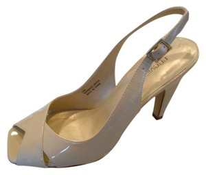 Preview International Beige Tan Pumps