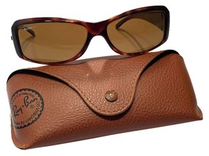 Ray-Ban NWT (Made in Italy) Wmn Dark/Light Brown