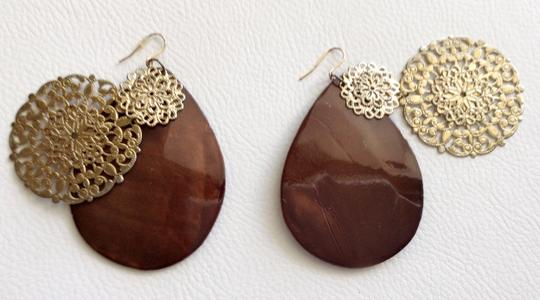 Nicole Mighty Designs One Of A kind Earrings