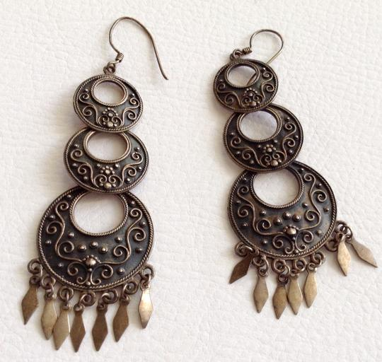 Other Vintage Sterling Silver Earrings Image 1