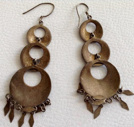 Other Vintage Sterling Silver Earrings Image 2