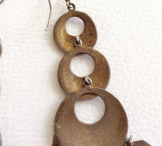 Other Vintage Sterling Silver Earrings Image 3