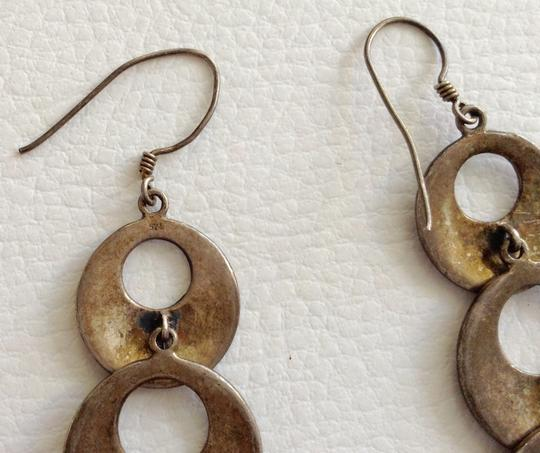 Other Vintage Sterling Silver Earrings Image 4