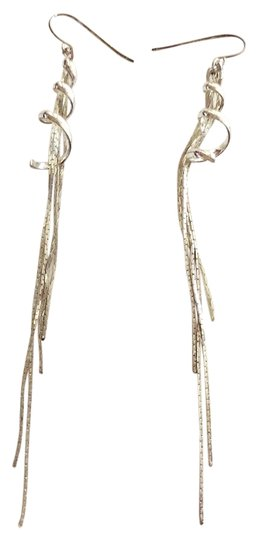 Preload https://img-static.tradesy.com/item/8449504/silver-twisted-earrings-0-1-540-540.jpg