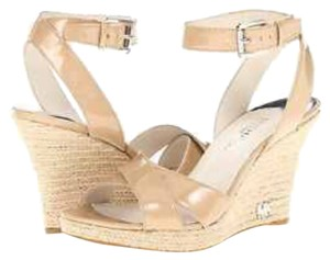 Michael Kors Nude Wedges
