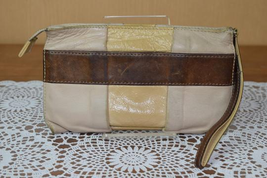 See by Chloé Wristlet in Beiges & Brown