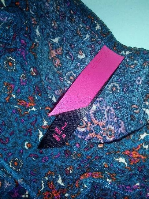 Pure Energy Top Floral