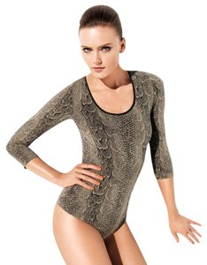 Wolford NEW WOLFORD BODYSUIT SKIN COLOR
