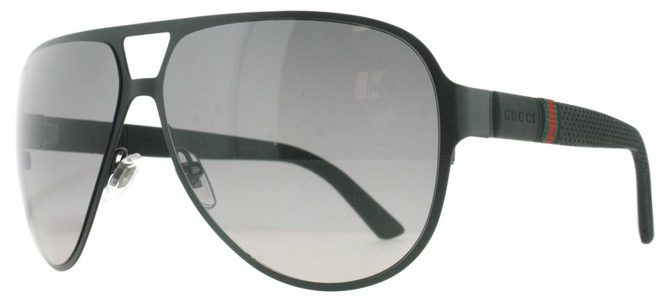 6084dad34cffe Gucci Matte Black  out Of Stock  Gg 2252 S M7aeu Gg2252 S Unisex ...