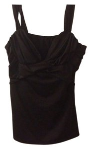 Frederick's of Hollywood Top Black