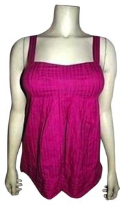 Marc by Marc Jacobs Sleeveless Size 2 Pink Sleeveless Top FUSCIA