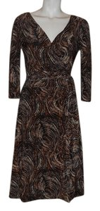 Jones New York Wrap Dress