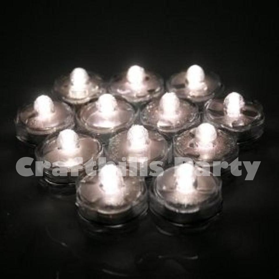 Wedding Centerpieces With Submersible Lights : Pcs Led Warm White Submersible Waterproof Wedding Floral Centerpiece ...