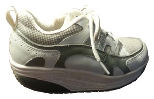 MBT White and Gray Athletic