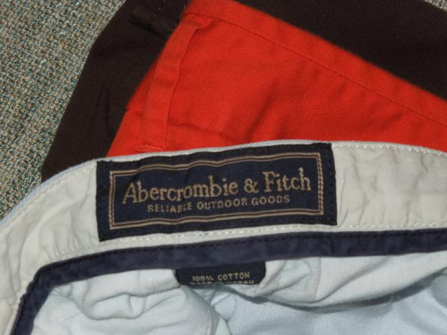Abercrombie & Fitch And Capris Sky Blue Image 1