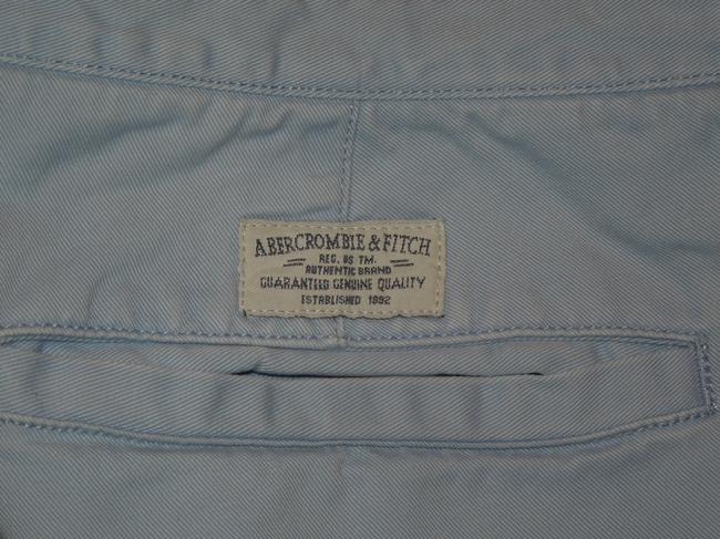 Abercrombie & Fitch And Capris Sky Blue Image 2