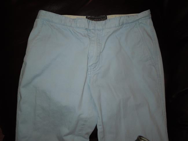 Abercrombie & Fitch And Capris Sky Blue Image 3