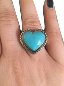Fire & Ice Fire & Ice Heart Turquoise Ring