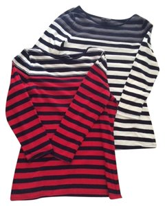 The Limited T Shirt Multi stripes