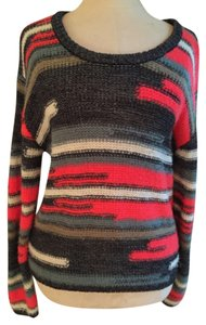 Anthropologie Colorful Anthro Soft Sweater
