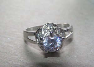 Vintage Style Engagement Ring Free Shipping