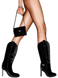 Tom Ford Gucci Dress GUNMETAL Boots