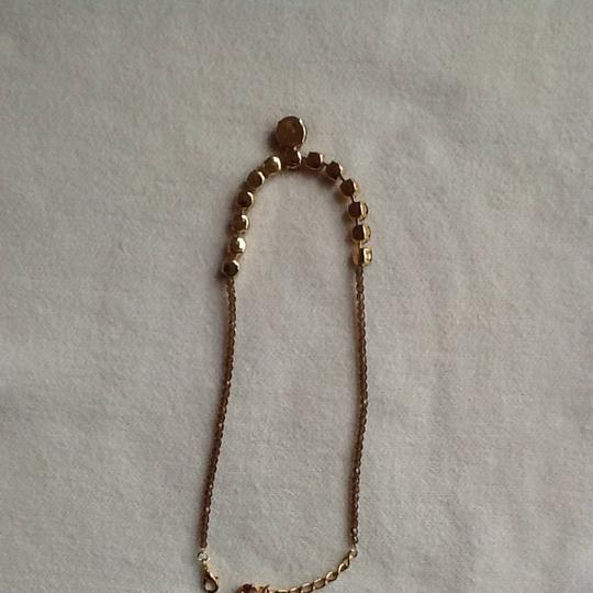 Other Amber Faux Gold Necklace Image 4