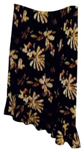 Slinky Brand Skirt Black/Tan