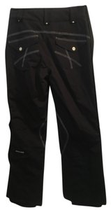 Spyder Athletic Pants Blac