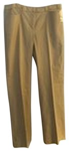 Michael Kors Khaki Mk Weekend Wear Khaki/Chino Pants Tan