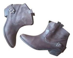 Joie Bootie Vince Brown Boots