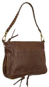 Nanette Lepore Leather Convertible Shoulder Bag