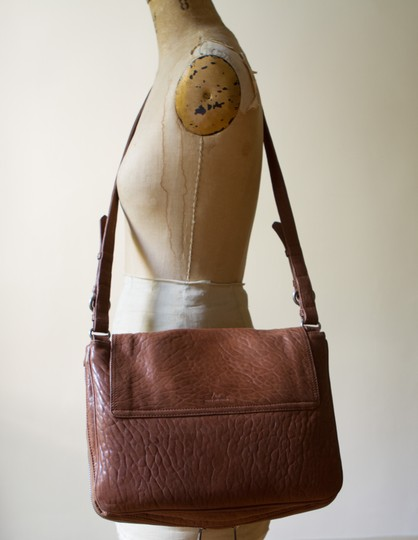 Forest and Culver Downtown Preppy Cross Body Bag