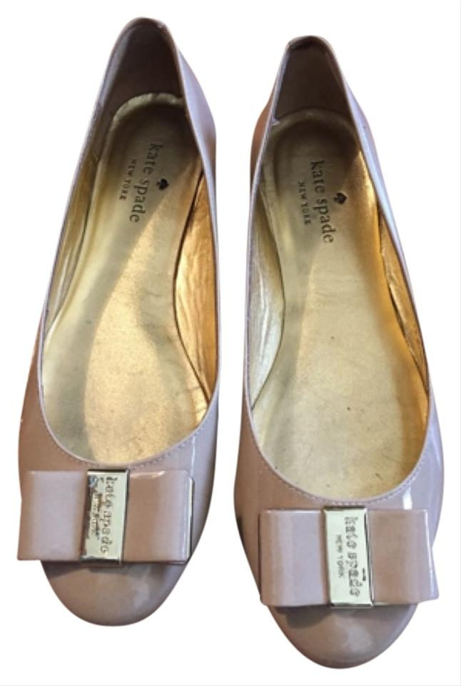 Christian Louboutin crystal-covered nude ballet flats with